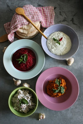 Recipe selection of easy tasty and colorful dips if forumfinder Gallery